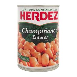 Champiñones Herdez Enteros 380 g