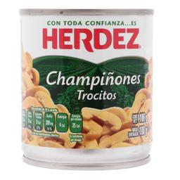 Herdez Champinones En Trocitos