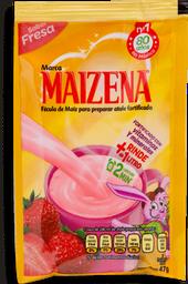Fécula de Maíz Maizena Para Atole Sabor Fresa 47 g
