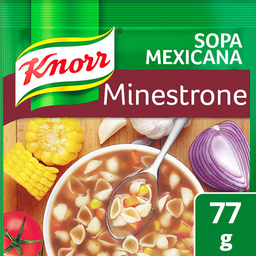 Knorr Sopa Instantánea Mexicana Minestrone