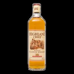 Whisky Highland Chief 750 mL