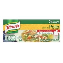 Caldo de Pollo Knorr en Cubo 264 g
