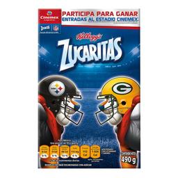 Cereal Zucaritas 490 g
