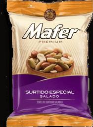 Cacahuate Mafer Surtido Especial Salado 180 g
