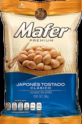Cacahuate Mafer Japonés Tostado 180 g