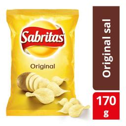Papas Sabritas Original 170 g