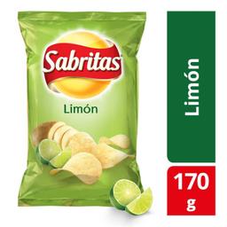 Papas Sabritas Limón 170 g