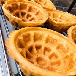 Arma Tu Waffle Bowl