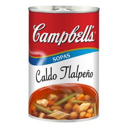 Campbells Caldo Tlalpeño