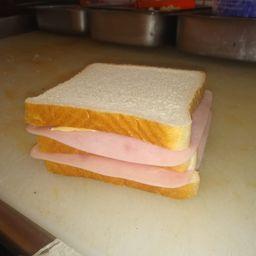 Sándwich Blanco