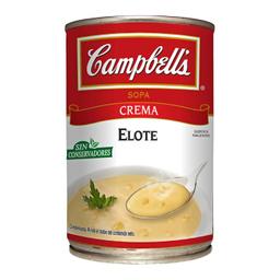 Campbells Crema de elote 430 g
