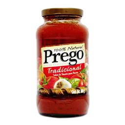 Salsa Prego Para Pasta Tradicional 680 g