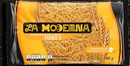 Pasta La Moderna Para Sopa de Fideo N° 2 200 g