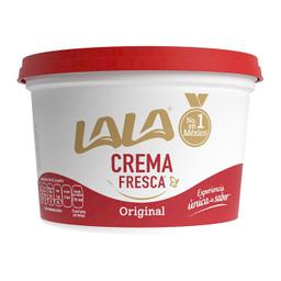 Crema Lala Entera Acidificada 450 mL