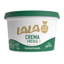Crema Lala Deslactosada 450 mL
