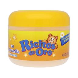 Gel Ricitos De Oro Manzanilla 115 g