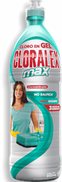 Cloro En Gel Cloralex Max 950 mL