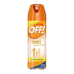 Off Repelente De MosquitosFamily Skintastic