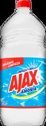 Limpiador Líquido Ajax Amonia 1 L