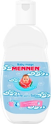 Aceite Para Bebé Mennen Baby Magic Hipoalergénico 100 mL