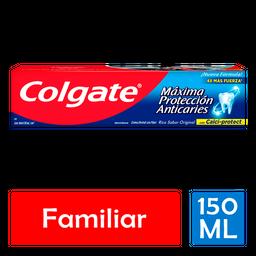 Colgate Pasta Dental Máxima Protección Anticaries 150 Ml