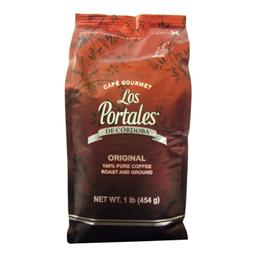 Café Molido Los Portales Gourmet 454 g