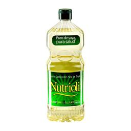 nutrioli aceite puro de soya