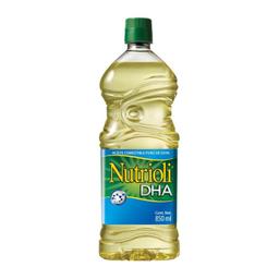Nutrioli Aceite Puro de Soya Dha