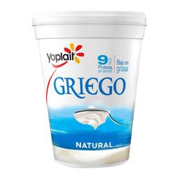 Yogurt Yoplait Griego Natural 442 g