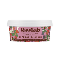 Helado Berries & Cream 6 onzas