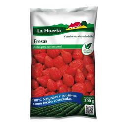 Fresas La Huerta Congeladas 500 g