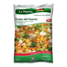 La Huerta Verduras Congeladas Frutos Del Huerto