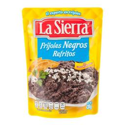 Frijoles La Sierra Negros Refritos 430 g