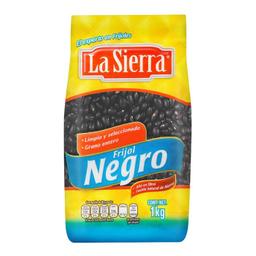 Frijol La Sierra Negro 1 Kg