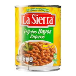 Frijoles La Sierra Bayos Enteros 560 g