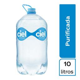 Agua Ciel Natural 10 L