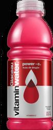 Energizante Vitamin Water Power Con Fruta de Dragón 500 mL
