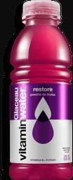 Isotónico Vitamin Water Vital Restore Ponche de Frutas 500 mL