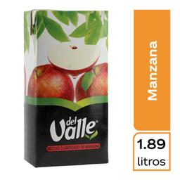 Jugo Del Valle Manzana 1.89 L