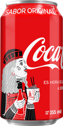 Refresco Coca-Cola 355 mL