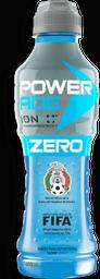 Isotónico Powerade Zero Ion 4 Moras Botella 600 mL