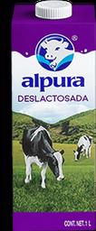 Leche Alpura Deslactosada 1 L