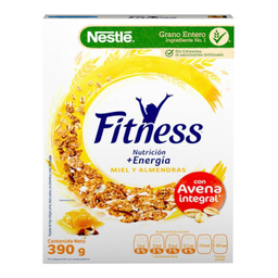 Fitness Cereal Miel y Almendras