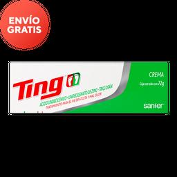 Ting Crema Tubo 72 g