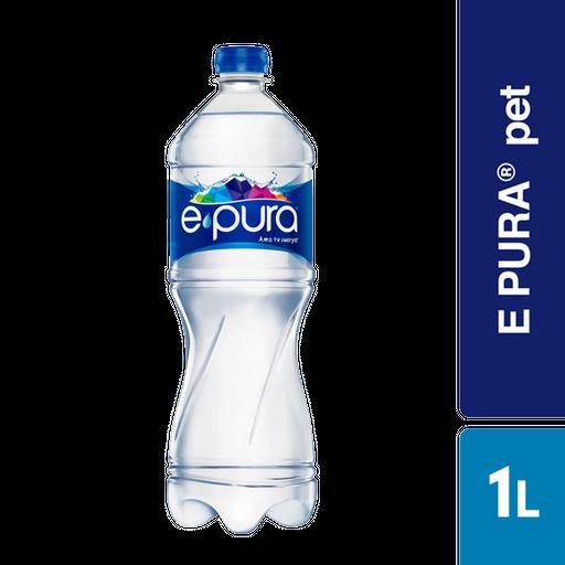 Agua E Pura Natural
