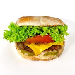 Hamburguesa Goyo Sencilla (vegano)