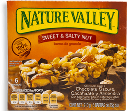 Barra de Cereal  Nature Valley 35 g x 6