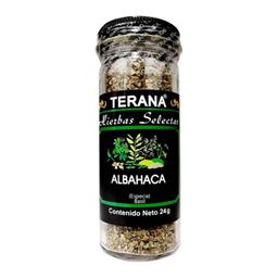 Terana Albahaca Hierbas Selectas