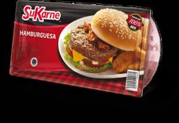 Hamburguesa SuKarne de Res 720 g
