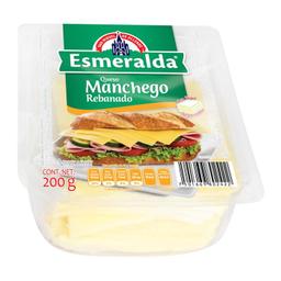 Esmeralda Queso Manchego en Rebanadas